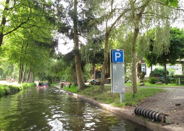Grundkurs Spreewald: Stadt – Land – Fluss