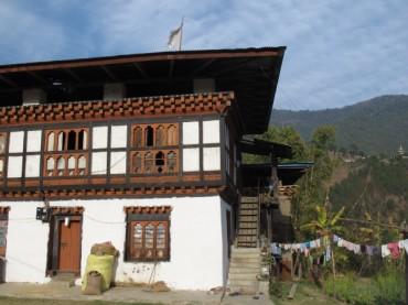 """Wien, ein Narr und Reiswein: Mein Besuch im """"echten"""" Bhutan"""