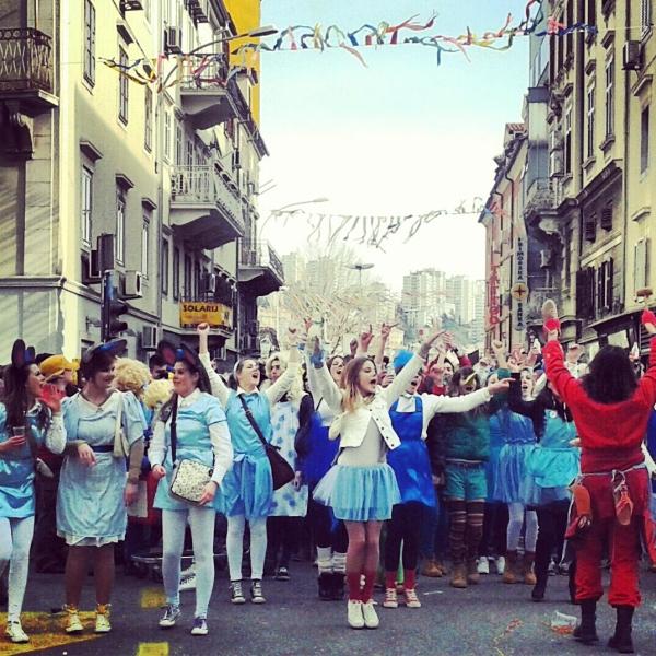 Best of Rijeka im Karneval