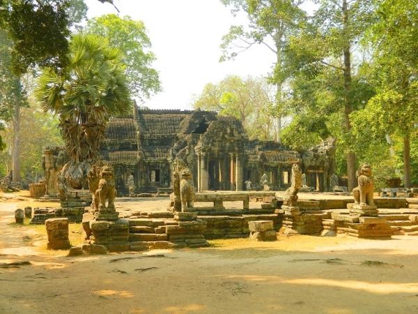 Wie du als Backpacker in Kambodscha den Menschen wirklich helfen kannst!