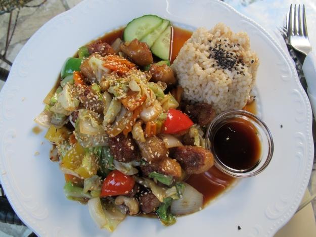 Mein erstes Mal: Eine Nacht im veganen Hotel