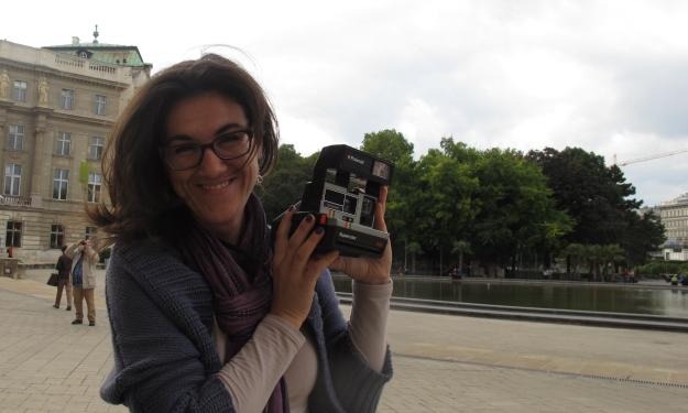 PolaWalk durch Wien: Und es hat acht Mal Klick gemacht…