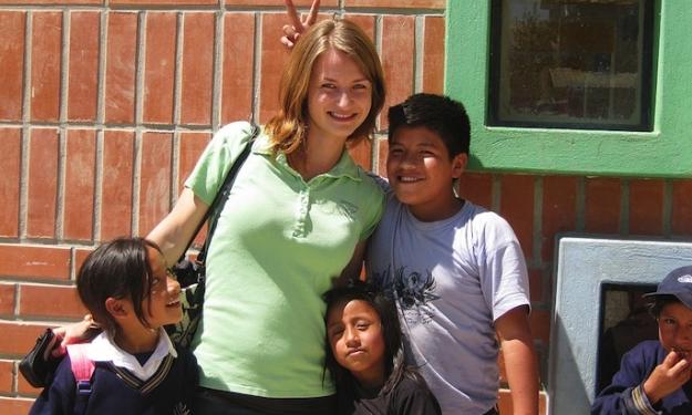 Fundacíon Cisol: Türe öffnen für Straßenkinder in Ecuador