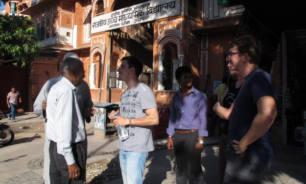 Reflexionen einer Reisenden: Und Indien ist mein gigantischer Spiegel…
