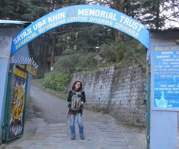10 Tage Vipassana in Dharamkot: Lasst die Affen los!