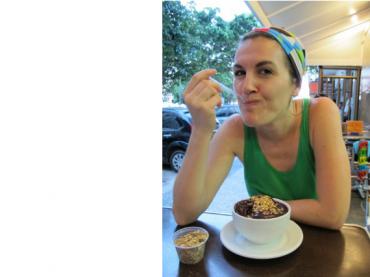 Als Vegetarierin durch Brasilien: Teil 1 einer Versuchsreihe