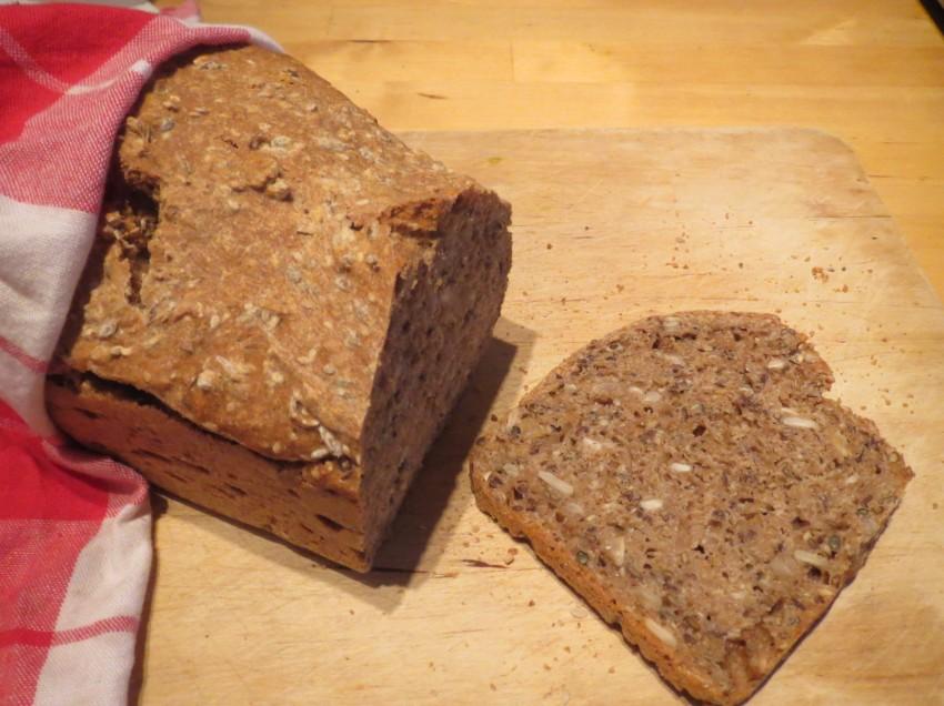 Brot einfach selber backen