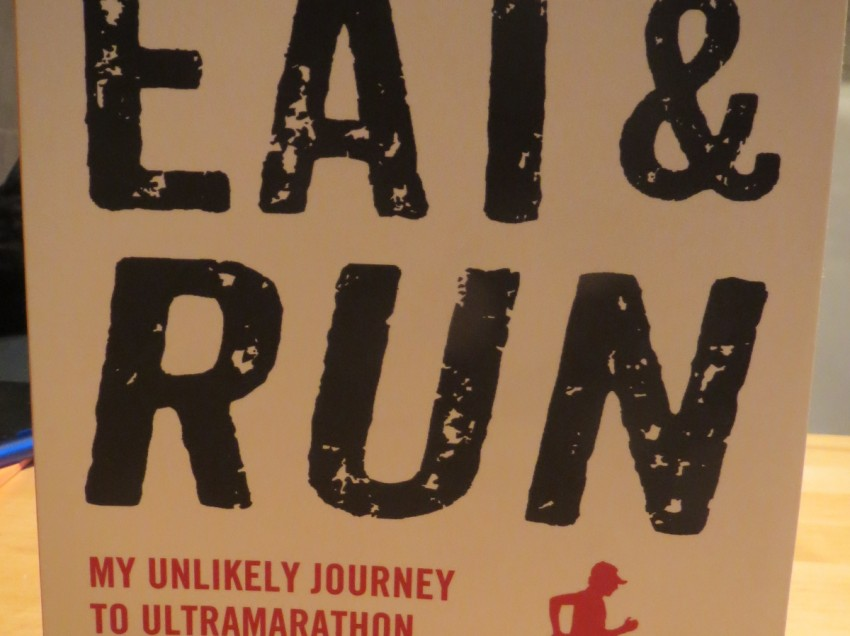 Scott Jurek: Eat & Run