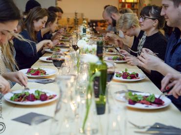 Meal Sharing: Essen beim Nachbarn – rund um den Globus
