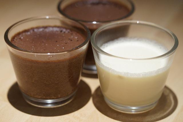 Eli kocht vegan: Tofu als Basis für Mousse au Chocolat