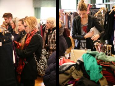 Der fünfte Mödlinger Fashionflohmarkt – und wir waren dabei!