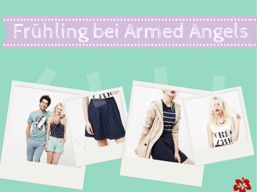 Frühling bei Armed Angels