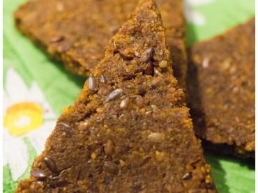 Vegane Rezeptreihe: Cracker
