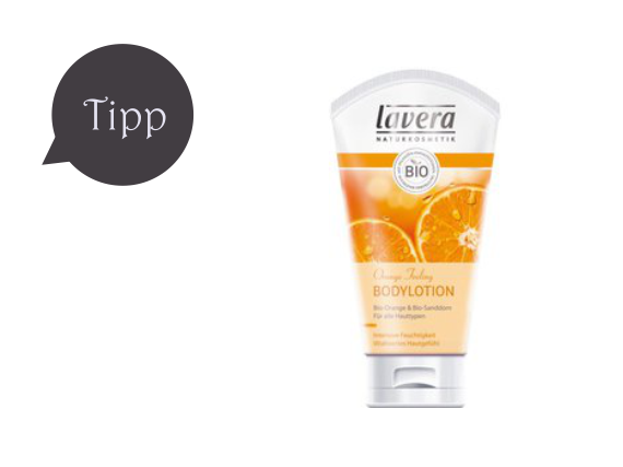 lavera Orange Feeling Bodylotion