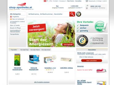I like! Online-Apotheke mit Naturkosmetik-Faktor