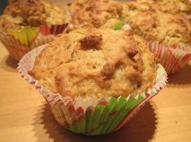 Vegane Mango-Kokos-Muffins