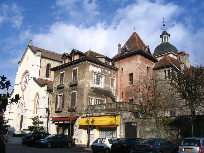 Wieder auf dem Jakobsweg: Tag 6, Vieux Saint Ondras