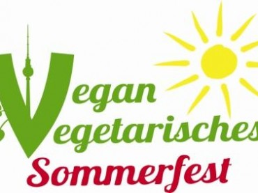 29. bis 31. August 2014: Vegan-vegetarisches Sommerfest in Berlin
