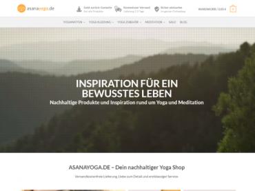 Blogvorstellung: asanayoga.de