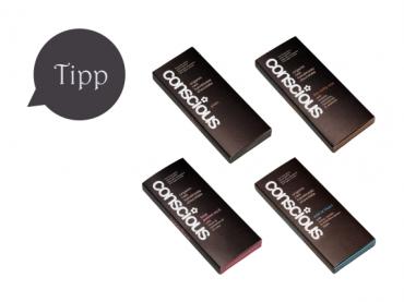 Conscious Chocolate – Rohveganer Schokoladengenuss