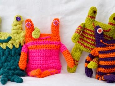 Die Crocheteria – das Häkelatelier