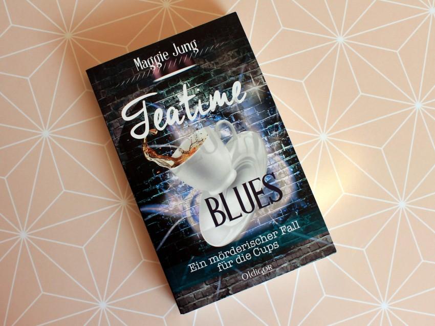 Teatime Blues – Ein mörderischer Fall für die Cups