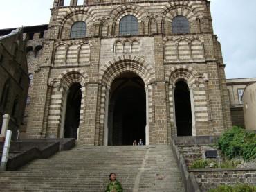 Wieder auf dem Jakobsweg: Tag 12/2, Le Puy en Velay