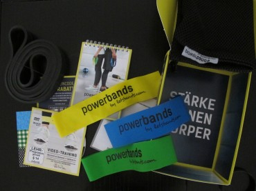 Produkttest: powerbands von letsbands.com