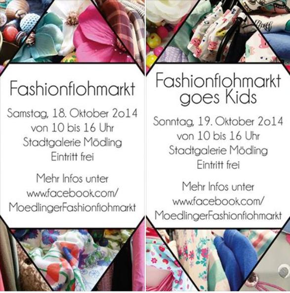 Mödlinger Fashionflohmarkt goes Kids: Das Interview
