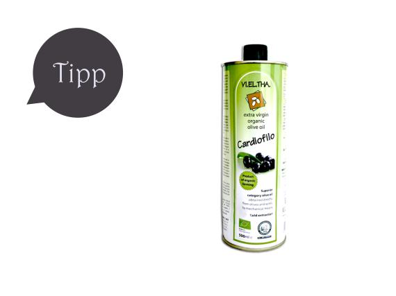 VI.EL.THA. Griechisches Bio-Olivenöl