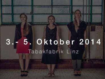 7. WearFair: Ökologisch-faire Mode von 3. bis 5. Oktober 2014 in Linz