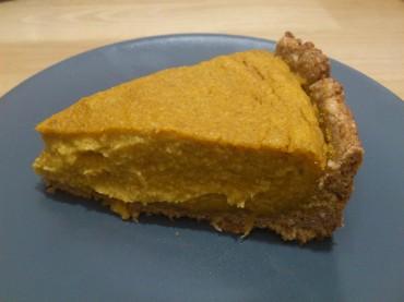 Veganer Kürbis-Cashew-Kuchen
