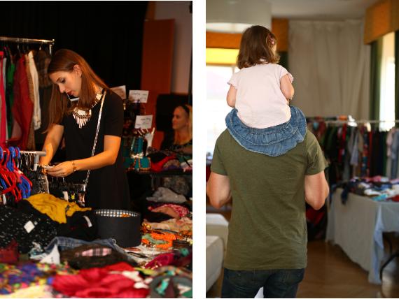 Das war der Mödlinger Fashionflohmarkt und Kids-Fashionflohmarkt!