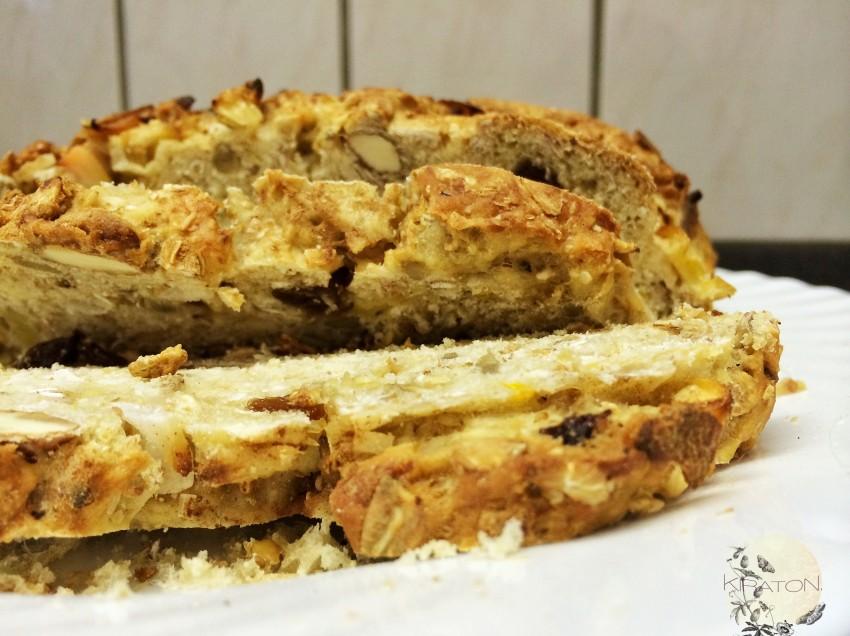 Süßes veganes Apfelbrot – An Apple a day… und den verbacken im Brot