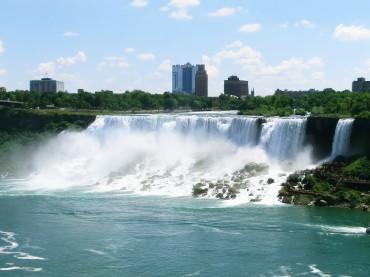 Grün im großen weißen Norden – Niagarafälle und mein (Zwischen-) Fazit