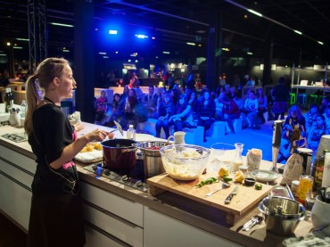 Das war das Eat & Style Food Festival in München