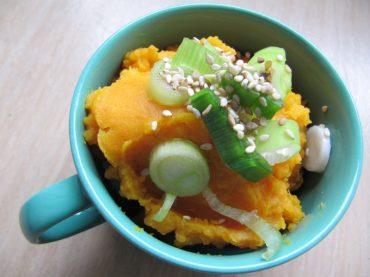 Herbstlicher Aufstrich (Möhre-Kürbis-Süßkartoffel)