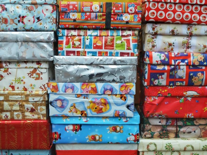 Geschenke verpacken – Kreativ Müll vermeiden