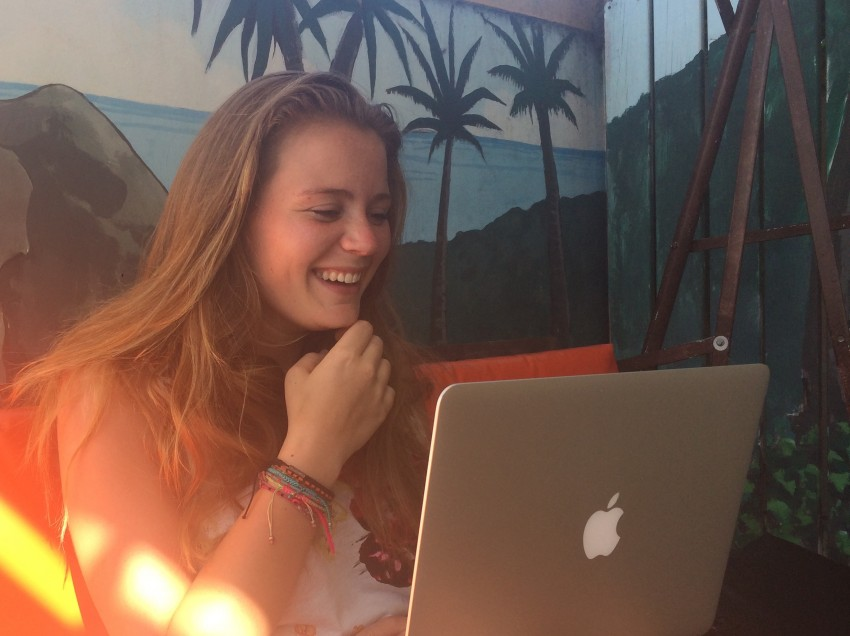 Volunteer Correct, Project Cape Town: Lisa Cornelissen