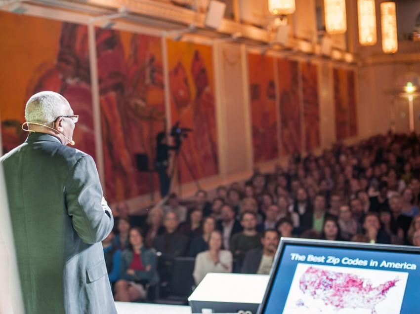 Das waren die ERDgespräche 2015 in der Wiener Hofburg