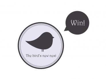 Noch mehr gewinnen auf The bird's new nest!