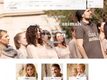 lovesign – Crowdfunding für vegane, nachhaltige Mode geht in die letzte Runde