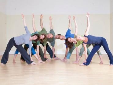 Hatha Yoga im Prana Yoga-Studio