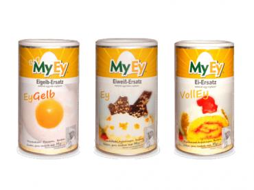 MyEy – Biologisch zertifizierter, veganer Ei-Ersatz
