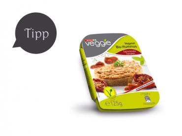 SPAR Veggie Bio-Hummus-Aufstrich