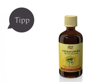 Teebaumöl von alva naturkosmetik