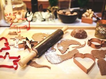 Kiweno, Toni Mörwald und vegane Weihnachtsbäckerei (mit Rezept!)