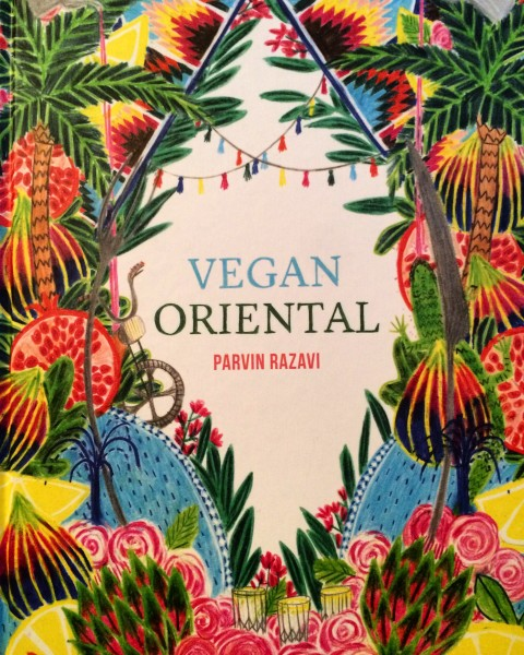 vegan oriental cover