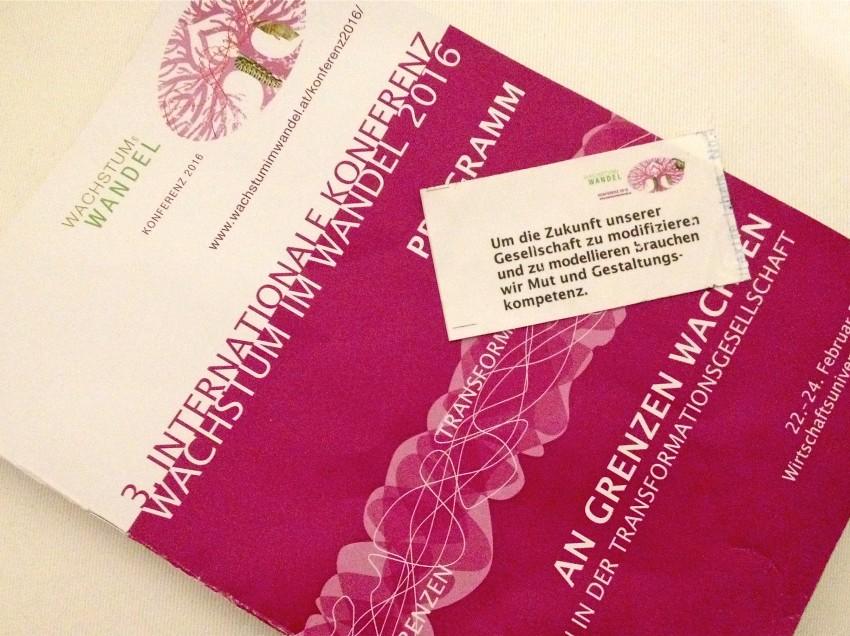 """Vom Wachsen und Schrumpfen. Die Konferenz """"Wachstum im Wandel"""" an der WU Wien"""