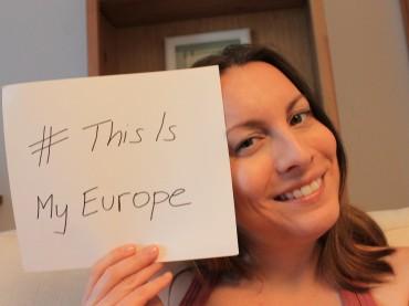 #ThisIsMyEurope: The bird's new nest goes Europa